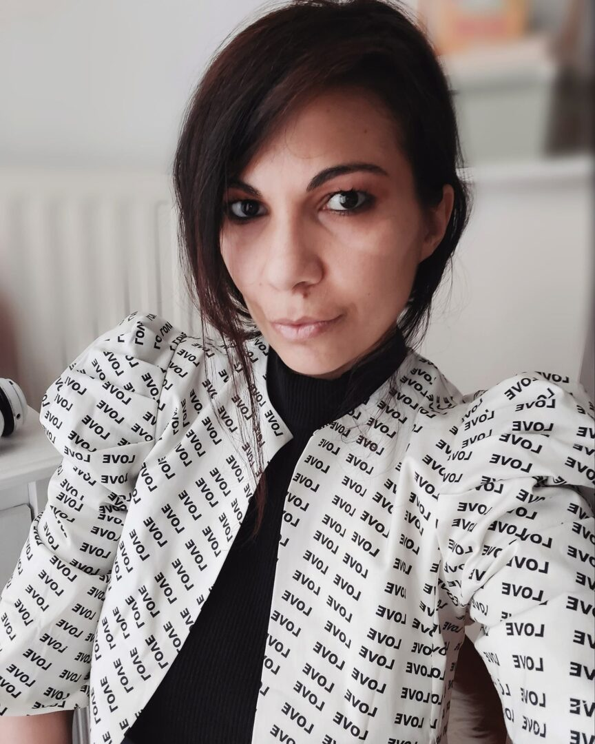 White Love Jacket